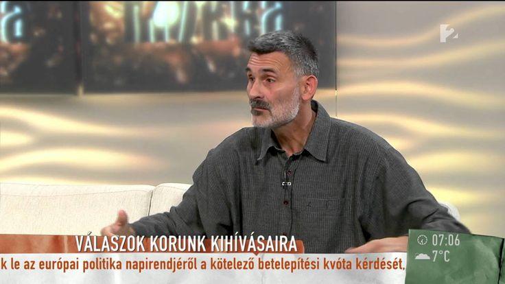 Pál Feri: A boldogság nem egy állapot, hanem folyamat - tv2.hu/mokka