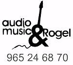Rogel Audiomusic, Instrumentos Musicales