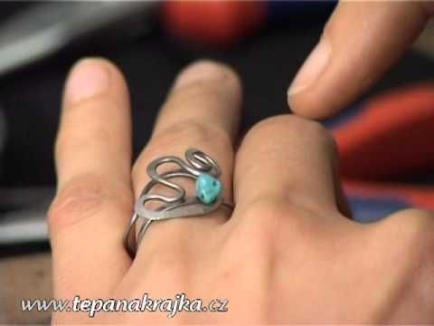 Jak vyrobit prstýnek z chirurgického drátu. Polopatický návod.