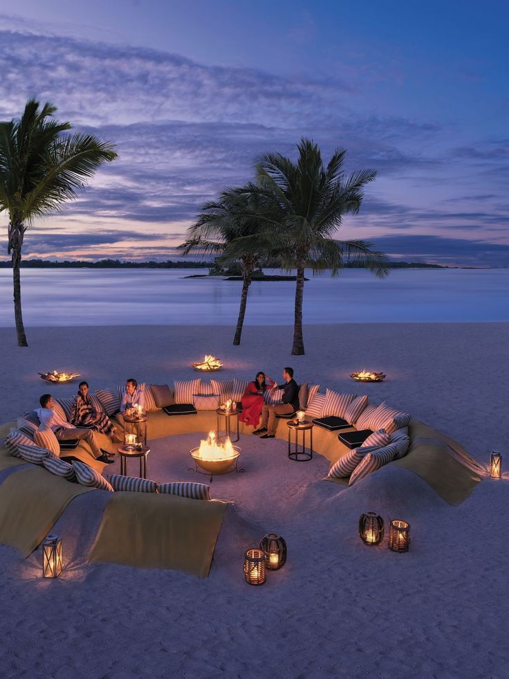 Shangri-La's Le Touessrok Resort and Spa Tropical... | Luxury Accommodations