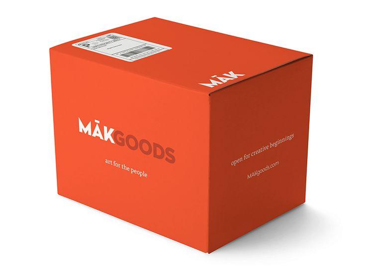 MAK Shipping Box 2