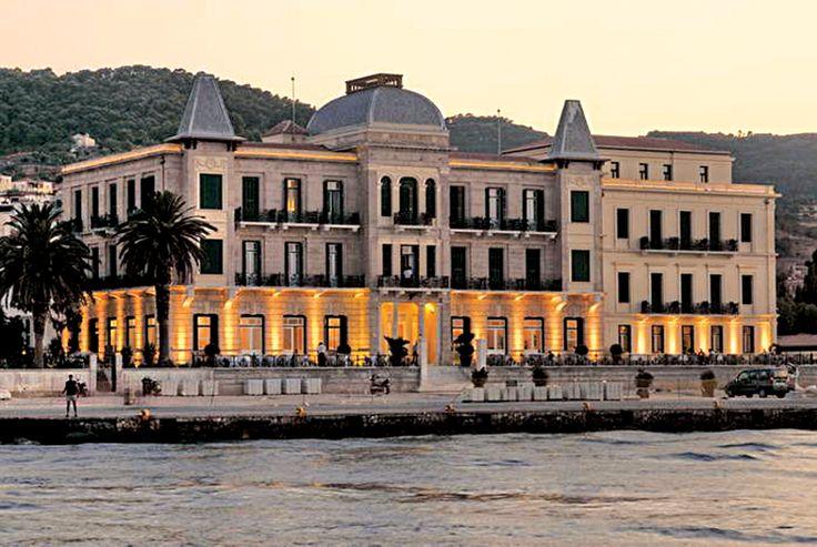 """Ξενοδοχείο """"Poseidonion Grand"""" στις Σπέτσες   ktirio.gr"""