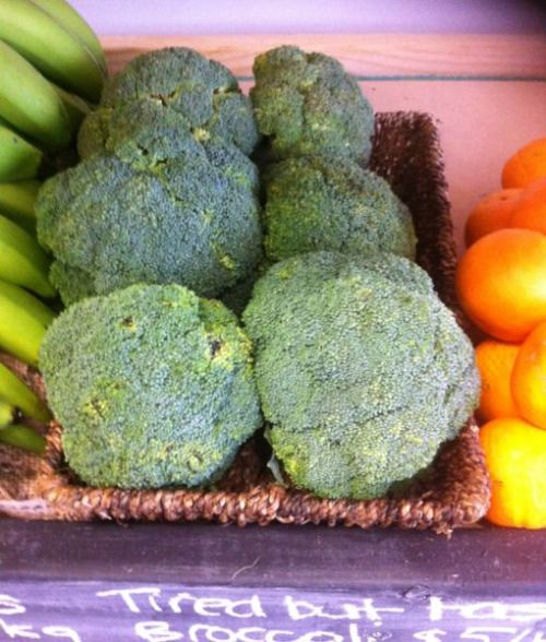 Organic broccoli available this week https://wholefoodsmelbourne.com/product/organic-fruit-vegetables-home-delivered/