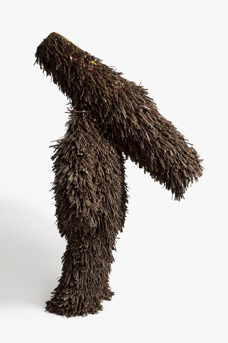 """Nick Cave: """"Where The Wild Things Are"""" - SoundSuits for Harpers Bazaar 