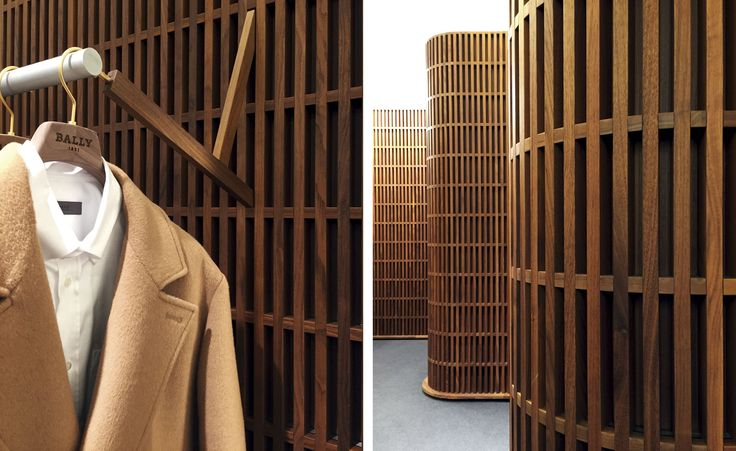 Bally's New Bond Street flagship by David Chipperfield is a study in Swiss modernism   Wallpaper* Magazine