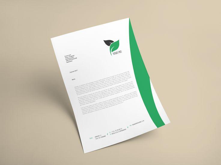 Briefpapier  Thom van den Bijgaart