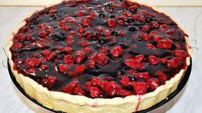 Genoa cake with berries light tasty recipe - http://lighttastyrecipes.com/genoa-cake-with-berries-light-tasty-recipe/