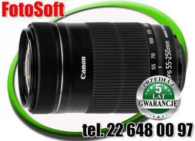 CANON EF-S 55-250mm f/4-5.6 IS STM 600D 650D 700D