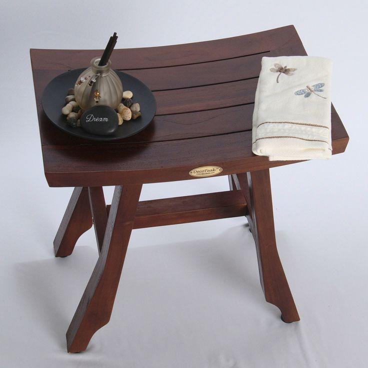 Patented- Satori™ Solid Teak Shower Bench- DT00 & Best 25+ Teak shower stool ideas on Pinterest | Shower bench teak ... islam-shia.org