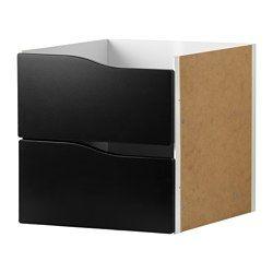 die besten 25 kallax schublade ideen auf pinterest ikea kallax t r kallax t ren und k rbe. Black Bedroom Furniture Sets. Home Design Ideas