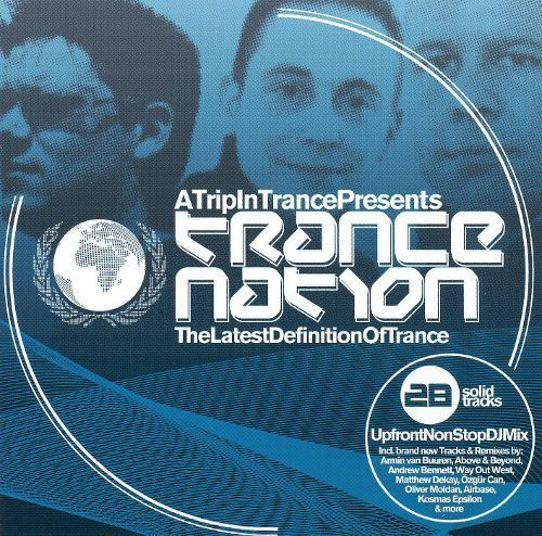 Trance Nation: Latest Definition of Trance [CD]