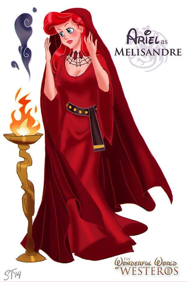 """""""What's a fire? And why does it-what's the word- BURN?"""" a mash-up of my favorite things <3 The Little Mermaid 