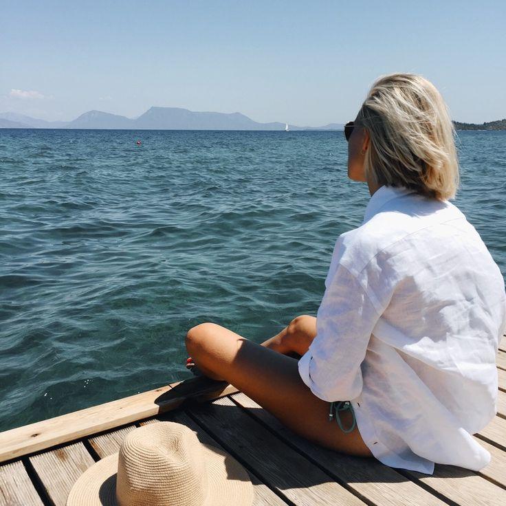 Summertime in Lefkas - Greece!