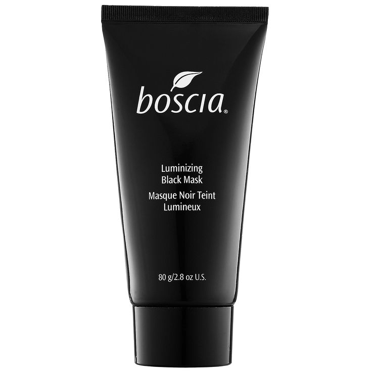 This jet-black, mineral-rich mask creates a unique peel-off effect that delivers powerful detoxifying, purifying, and brightening results. Made with a premier-quality clay, its deep-cleansing properties draw out dirt and oil. #Sephora #SkincareIQ
