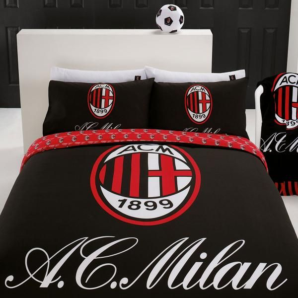 Want bed like this ! :) #ACMilan