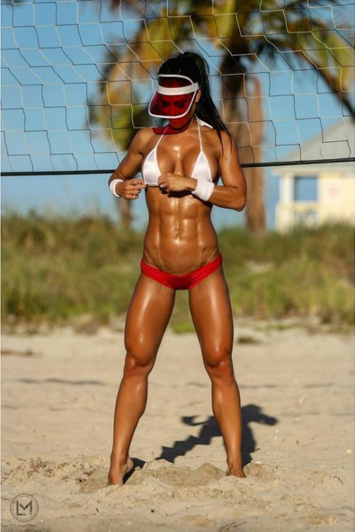 The Gym Babe is a collection of fitness chicks from all over the internet. Hoepfully they help with...