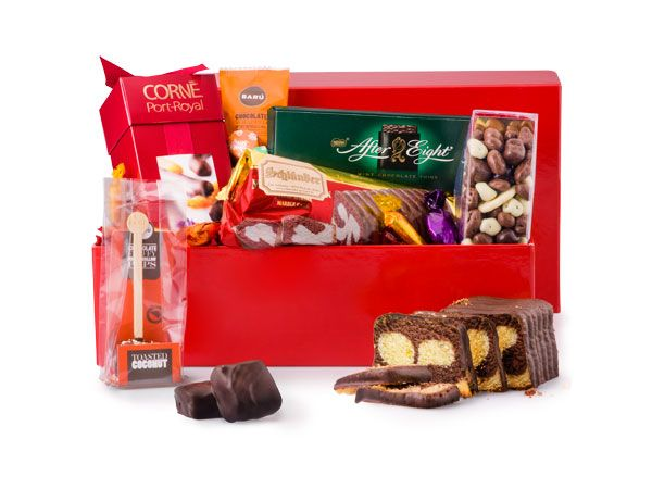 Send Chocoholic Large To Your Friends And Family To Celebrate This  Christmas Amazingly. Valentine Gift BasketsChristmas Gift BasketsValentine  ...