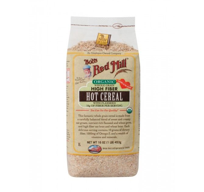 Organic High Fiber Cereal