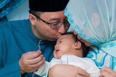 Wira Aridz : Majlis Aqiqah dan Cukur Jambul | Ezaniphoto.com