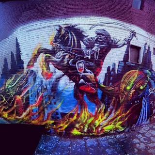 Heesco Art, Burn City