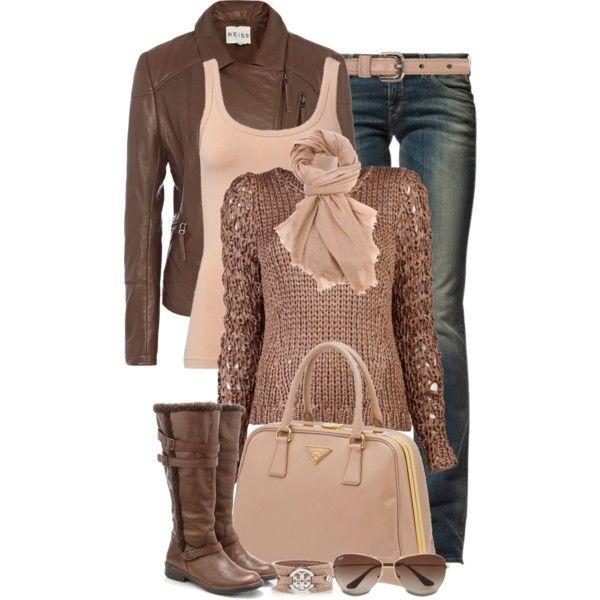 Rag & bone sweater, Witchery top, and Reiss jacket.