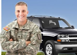 Car Loans For Military With Bad Credit