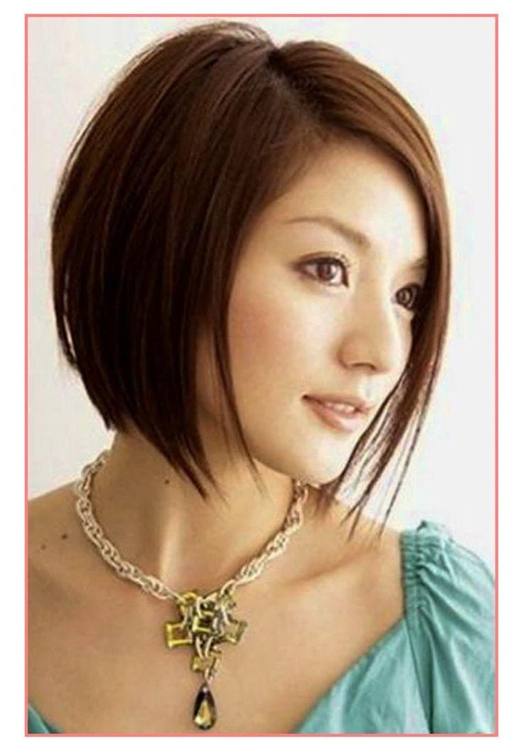 Neue Kurze Frisuren für asiatische Frauen //  #asiatische #Frauen #Frisuren #f…