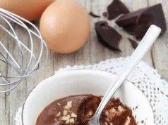 Soupe de chocolat