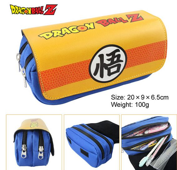 Dragon ball Z Kame Symbol Son Goku Pencil Case Cosmetic Bag //Price: $17.00  ✔Free Shipping Worldwide   Tag your friends who would want this!   Insta :- @fandomexpressofficial  fb: fandomexpresscom  twitter : fandomexpress_  #shopping #fandomexpress #fandom