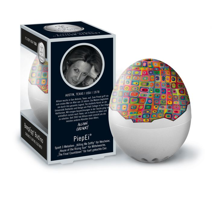 #Minutnik do gotowania jajek - #BeepEgg Bodino by Gregory - #Decosalon #design #dizajn #eggs #egg #easter #wielkanoc #brainstream