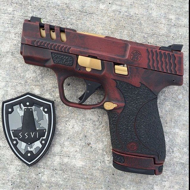 Smith & Wesson M&P SHIELD Find our speedloader now!  www.raeind.com  or   http://www.amazon.com/shops/raeind