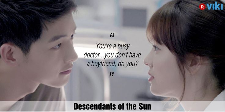 Song Joong Ki & Song Hye Kyo | Descendants of the Sun