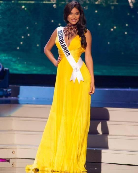 Inspírate en las participantes en el certamen de Miss Universo 2015, quizas encuentres lindas ideas en vestidos de quinceañera para tu día especial...
