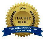 Top Teaching Blogs in 9 categories.
