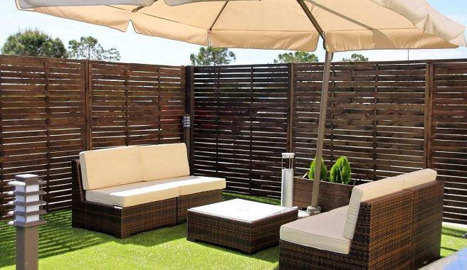 1000 images about decorar terrazas on pinterest gardens - Decorar la terraza ...