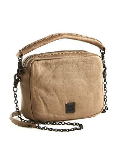 Remi & Emmy Convertible Snakeskin Leather Shoulder Bag 62