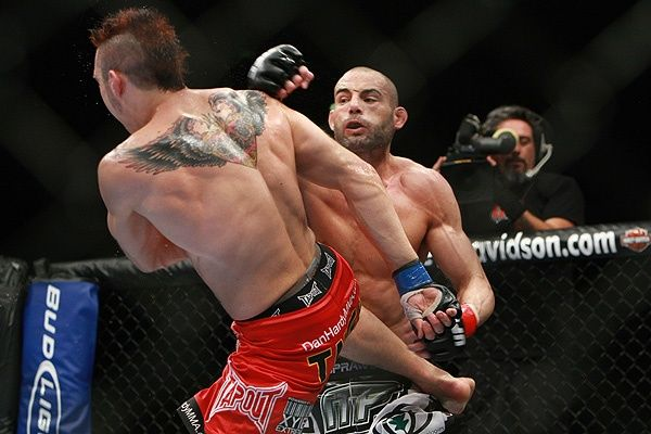 UFC fighters' tattoos....