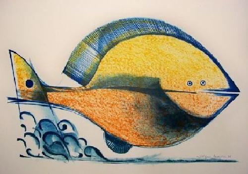 aldemir martins - peixe
