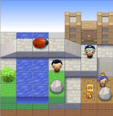 Lost Garden: Danc's Miraculously Flexible Game Prototyping Tiles