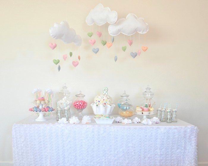 decoração nuvens - Pesquisa Google