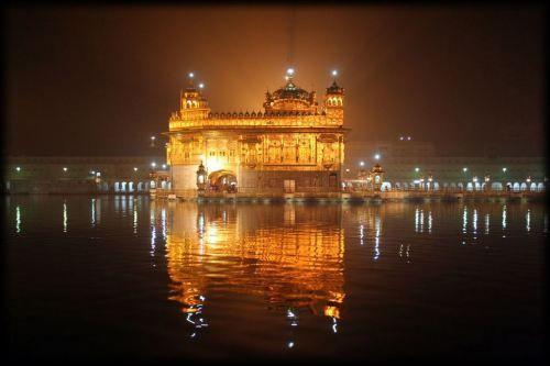 The Harmandir Sahib (Golden Temple) Amritsar