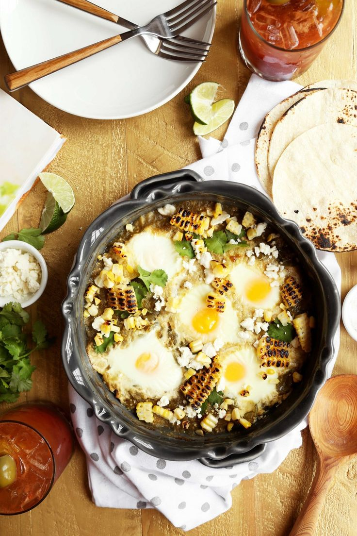How loosely can we use the term 'shakshuka'? For the sake of naming, brunch, and simple deliciousness… I'm going to say we can be loose, very loose.  Shakshuka, …