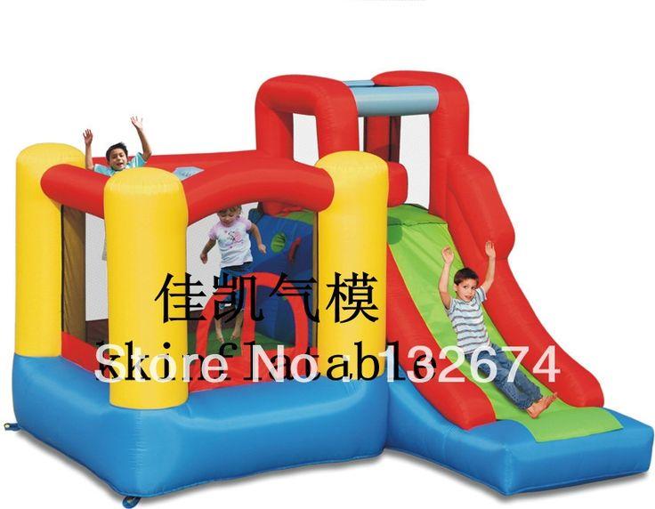 1203.57$  Watch here - http://alil5z.worldwells.pw/go.php?t=1259877770 - Fun trampoline, European style castle trampoline, outdoor children's playground, school playground equipment,Stadium bouncing