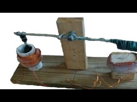 how to make a free energy generator - YouTube