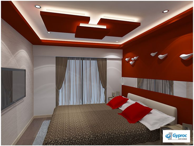 Raise the bars of luxury with a ceiling like this!  To know more: www.gyproc.in/