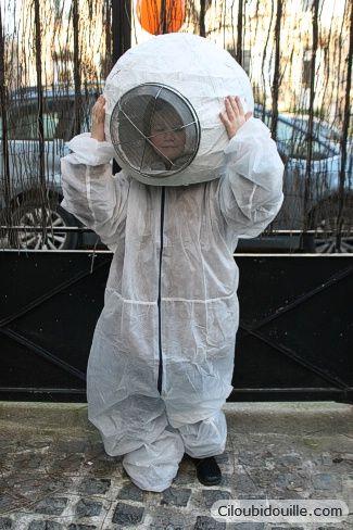 Costume Cosmonaute | Ciloubidouille                                                                                                                                                                                 Plus