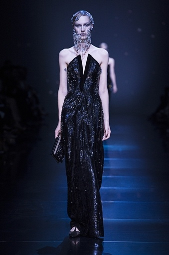 Giorgio Armani Privé Autumn/Winter 2012 #pfw