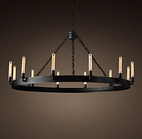 Kitchen island chandeliers restoration hardware villa for When is restoration hardware lighting sale