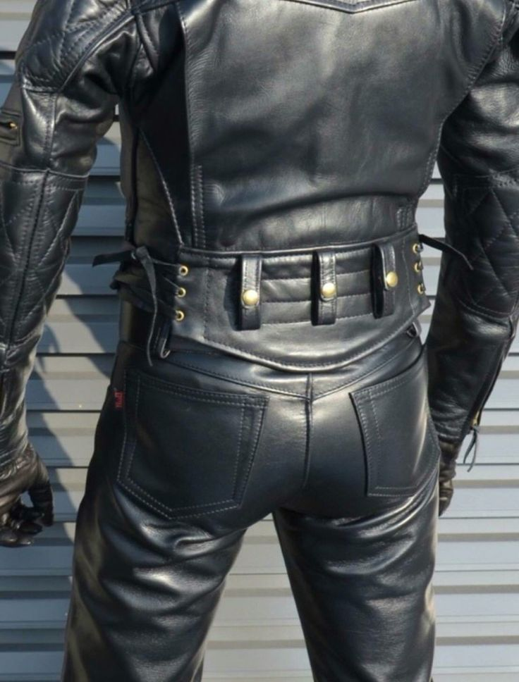 Gay alert leather