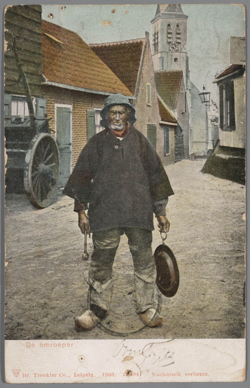 De omroeper van Scheveningen. 1894-1905